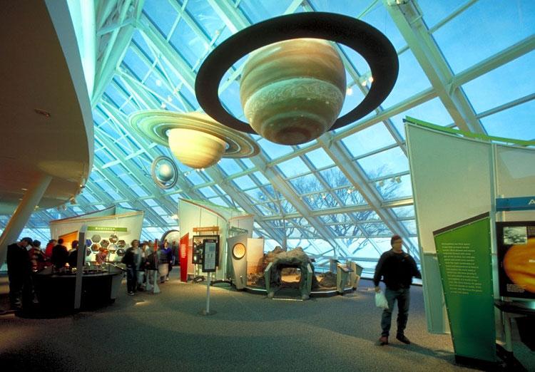 adler planetarium astronomy museum jeff kennedy associates inc