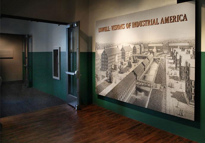 Boott Cotton Mills Museum