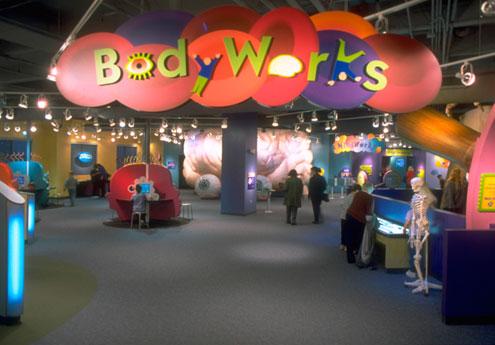 HealthWorks! Kids Museum